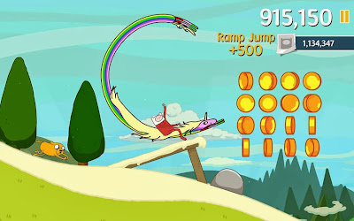Ski Safari: Adventure Time 102 Full APK İndir