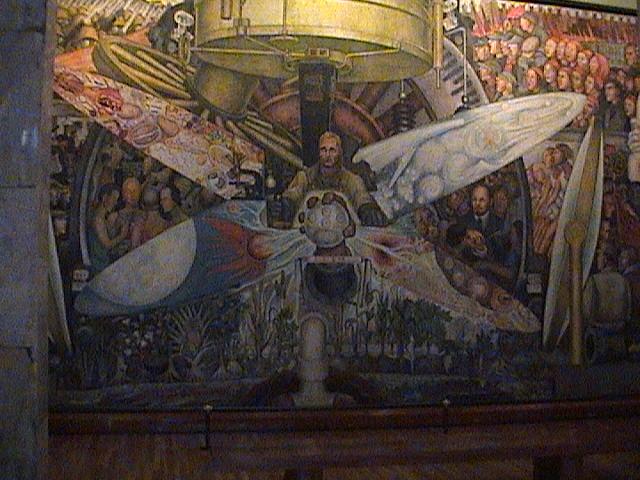 Sebastian juan eduardo murales de bellas artes for El mural guadalajara avisos de ocasion