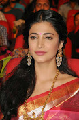 Shruti haasan new photos in saree-thumbnail-1