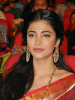 Shruti Haasan photos at Uttama Villain Audio-cover-photo