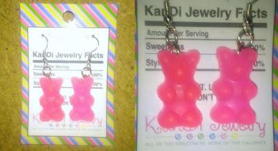 KanDi Jewelry Earrings ADO