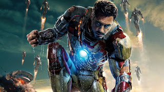 Iron Man 3 off at the box office