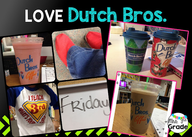 Dutch Bros coffee is one of my favorite things