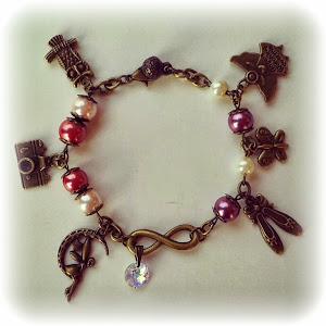 Jacqie's Charm Bracelet
