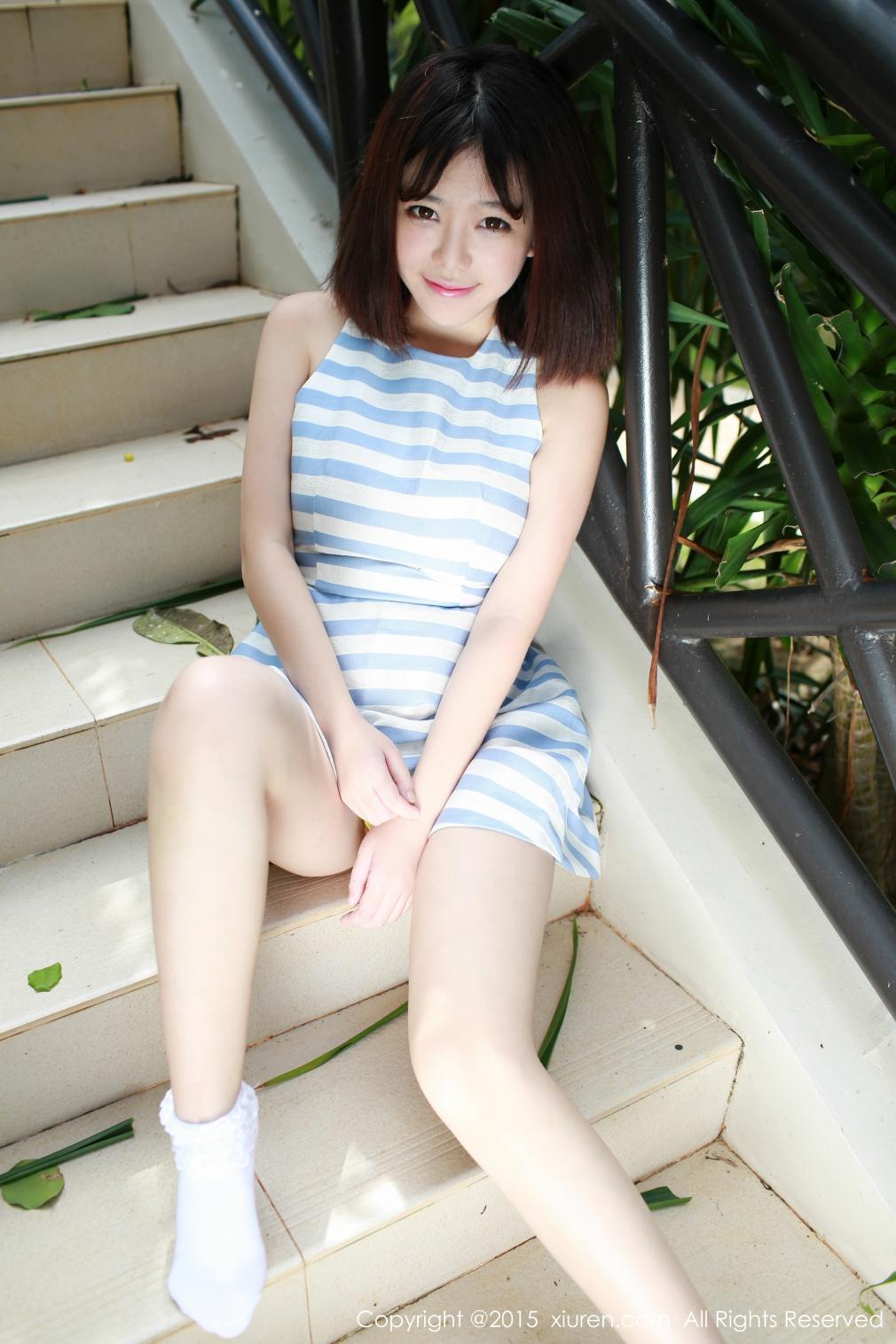 022 - XiuRen No.362 Faye