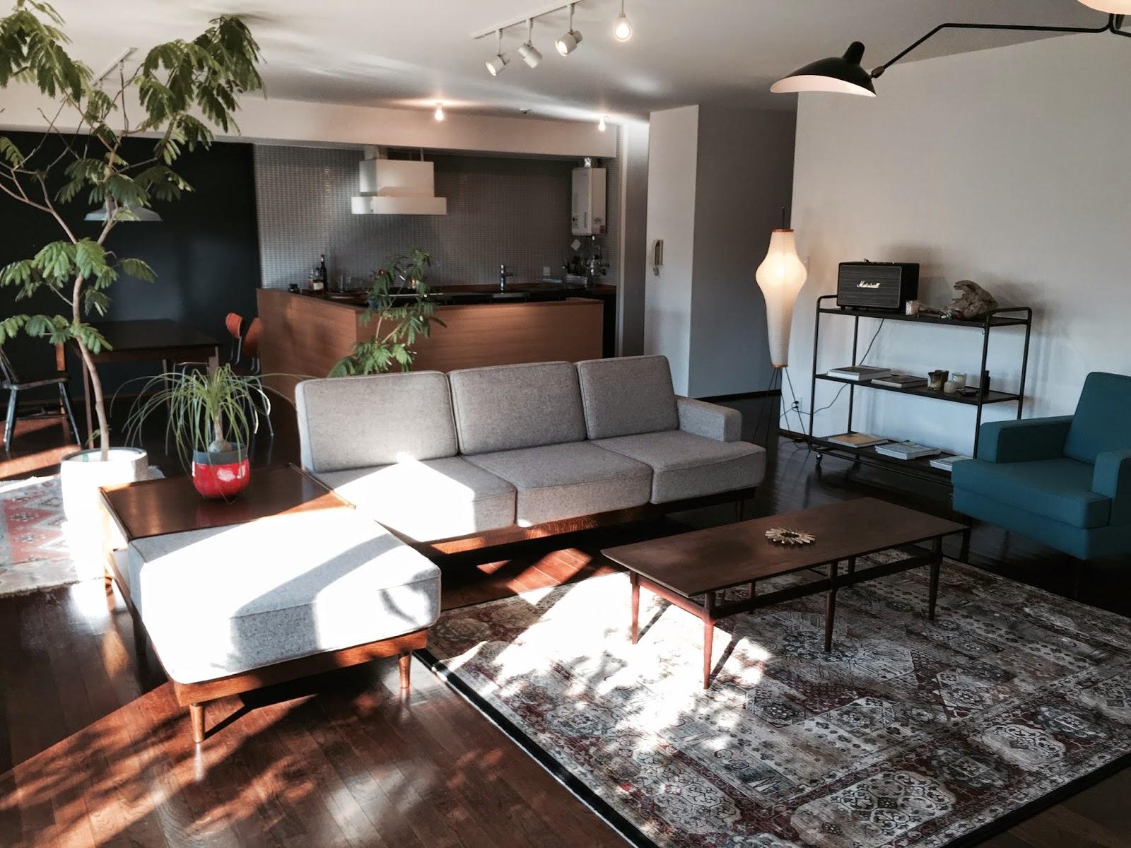個人宅ハウススタジオ / リビング / スタンダードトレードの家具 | the