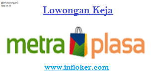 Info Situ Lowongan Kerja Terbaru PT MetraPlasa (MetraPlasa) Indonesia  November 2015