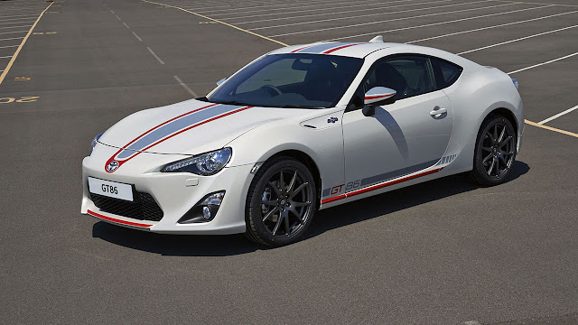 Toyota GT86 Blanco: The white to drive