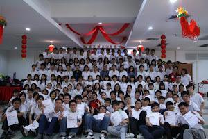 2012青年卓越大奖颁奖典礼