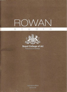 Rowan Studio Issue 6