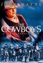 John Wayne y los cowboys (1972)