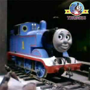 Sodor Island show circus elephant Henry Thomas the tank engine big express Gordon the train engine