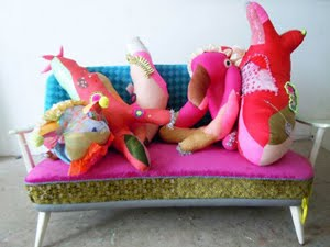 online shop: cushion creature