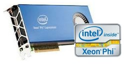 Intel Xeon Phi, a processor with 50 cores