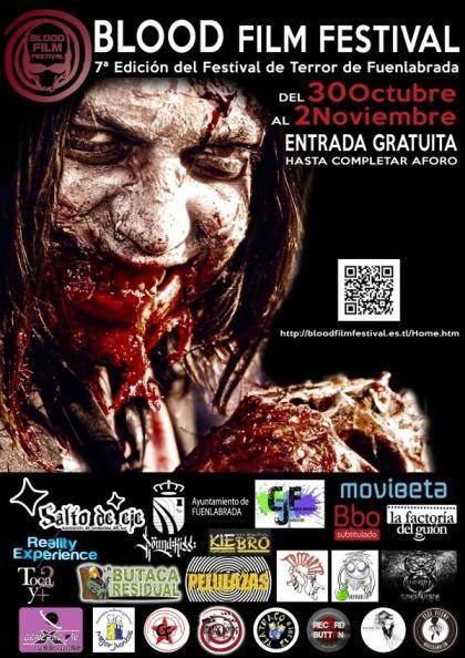 Séptima edición del festival Blood Film Festival