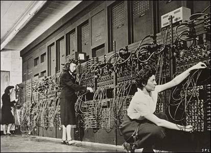 La primer computadora tuvo a las mujeres como el cerebro de su programación