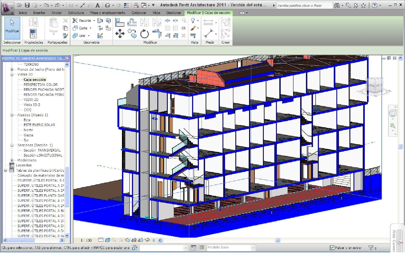 Q bim gest nuevos modelos new models revit nueva for Programas para disenar planos arquitectonicos