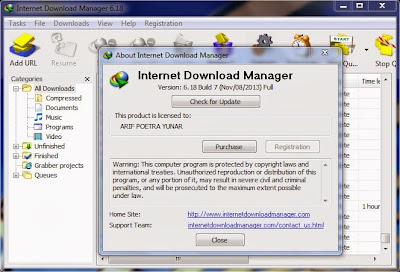 Download IDM 6.18 Build 9 With Patch