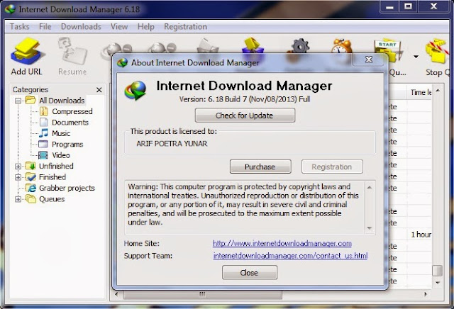 download IDM 6.18 build 7