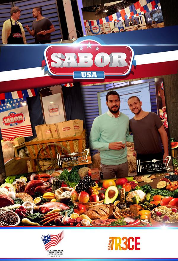 Embajada-Americana-Canal-TR3CE-estrenan-Plan-Chef-Sabor-USA