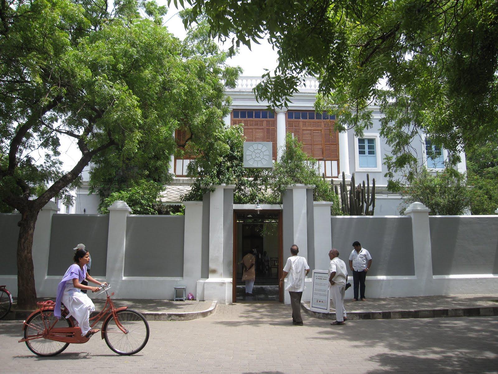 Image result for pondicherry aurobindo ashram guest house