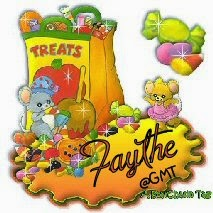 trick or treat mice bag tag image