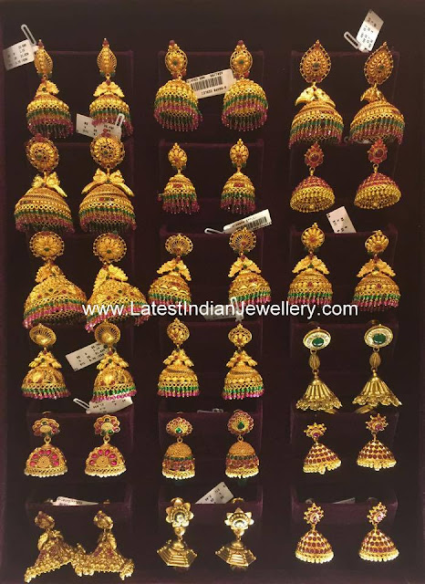 South Indian Jhumkas Collection