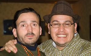 Paco Sevilla y Julio Medina Gimenes
