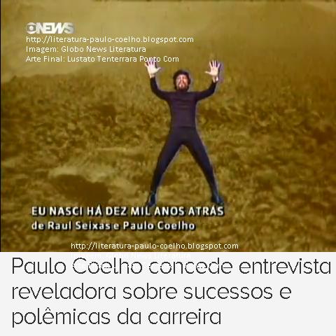 Raul Seixas em performace, no vídeo-clip de lançamento da música Eu Nasci há Dez Mil Anos Atrás