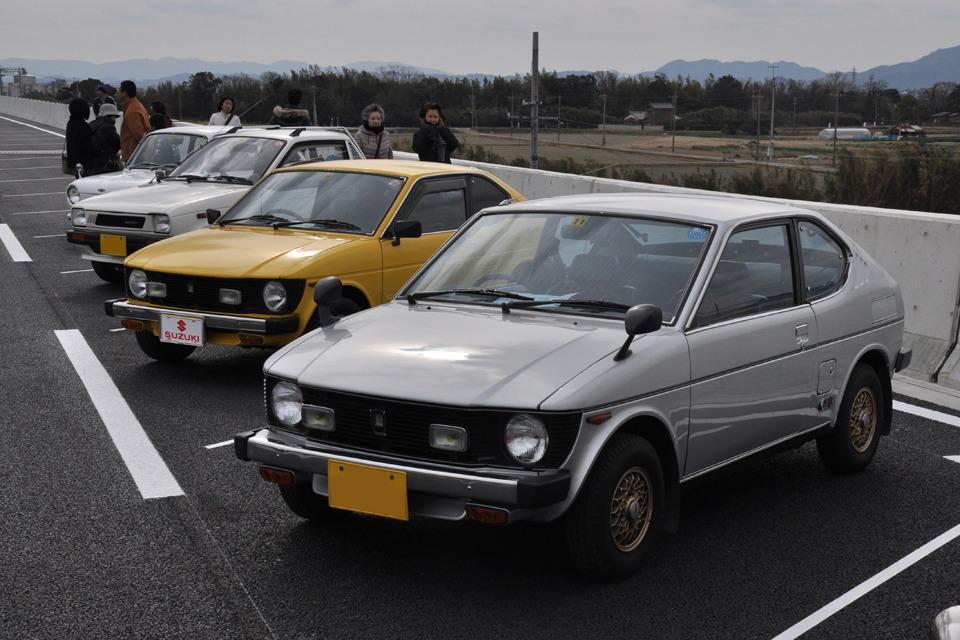 Suzuki Cervo SS20, mało znane auta, ciekawe klasyki, samochody z dawnych lat