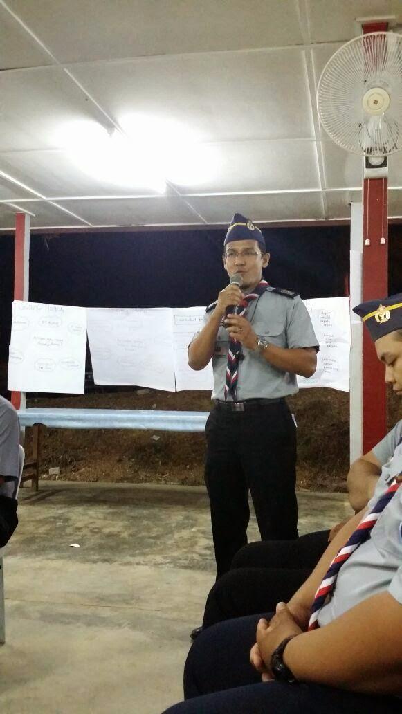 Pesuruhjaya PPM Gombak 2015-2017