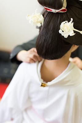 赤坂氷川神社での結婚式|準備編7|結婚式カメラマン斉藤幸城