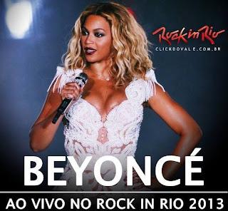 Beyonc� - Rock in Rio 2013