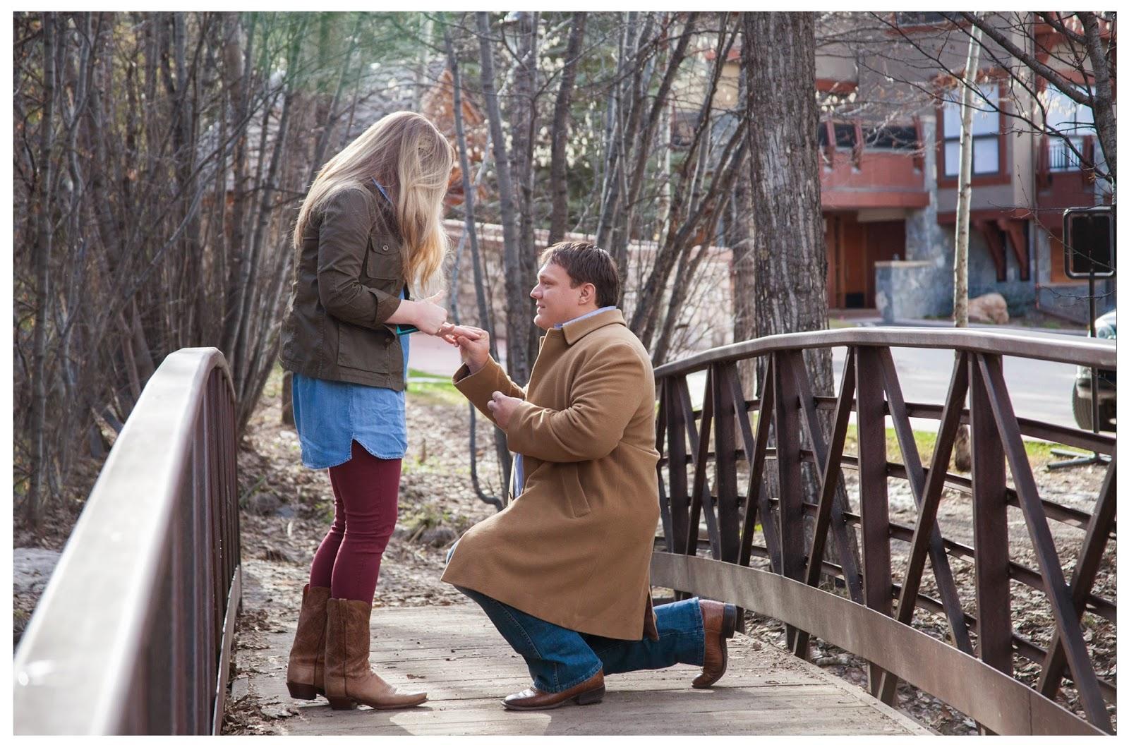 Beaver Creek Chapel Wedding Proposal Vail Colorado