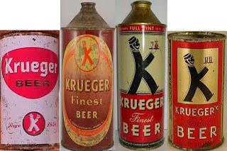 primeras latas de cerveza