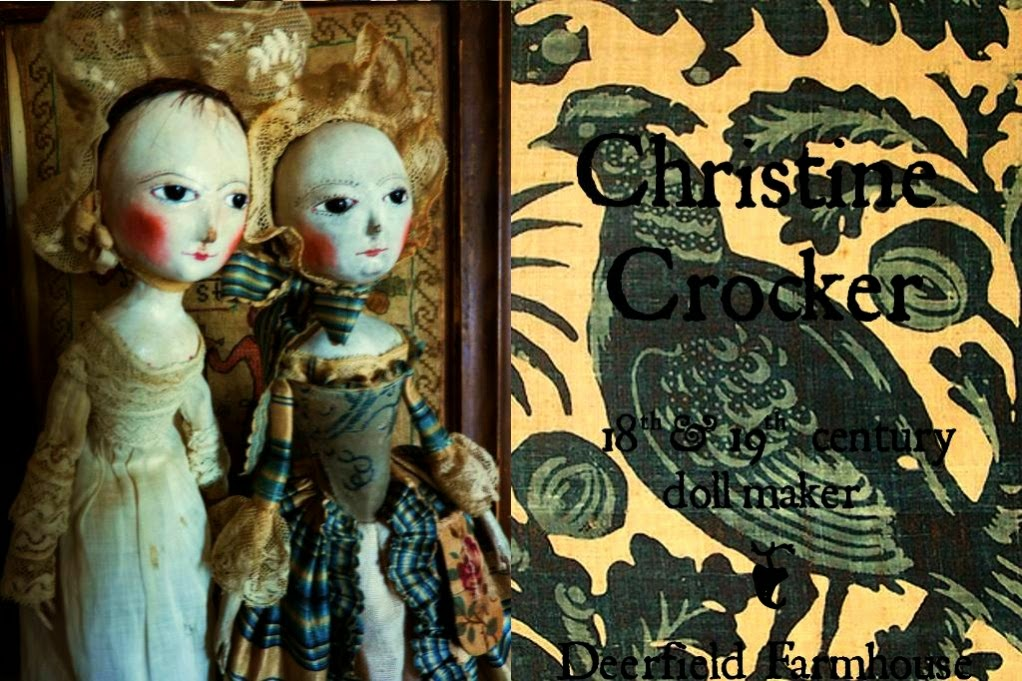 The Pastoral Dollmaker~Christine Crocker