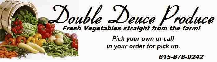 Double Deuce Produce