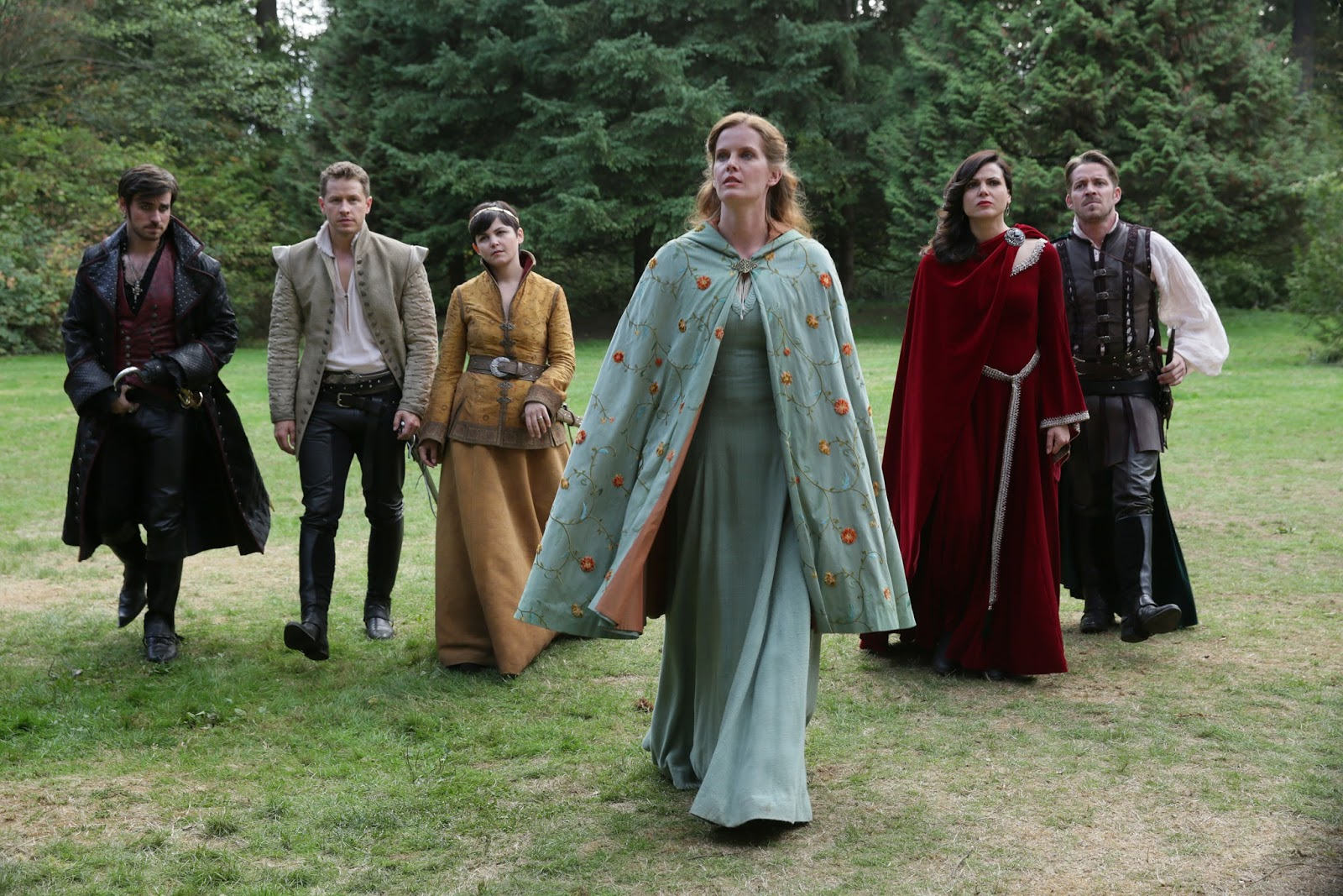 Once Upon A Time  Episode 507 Nimue Press Release &amp Promotional