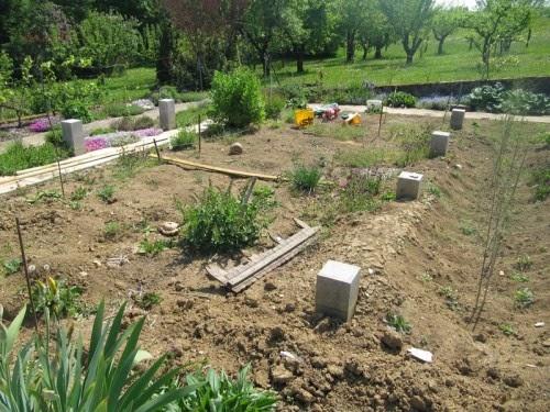 Ou Trouver De La Terre De Jardin  Semer Une Prairie Facile Pour