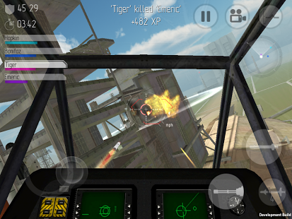 C.H.A.O.S Multiplayer Air War 6.1.8