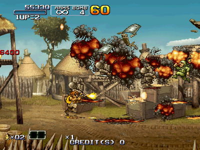 Metal Slug 6 PC Game Free Download