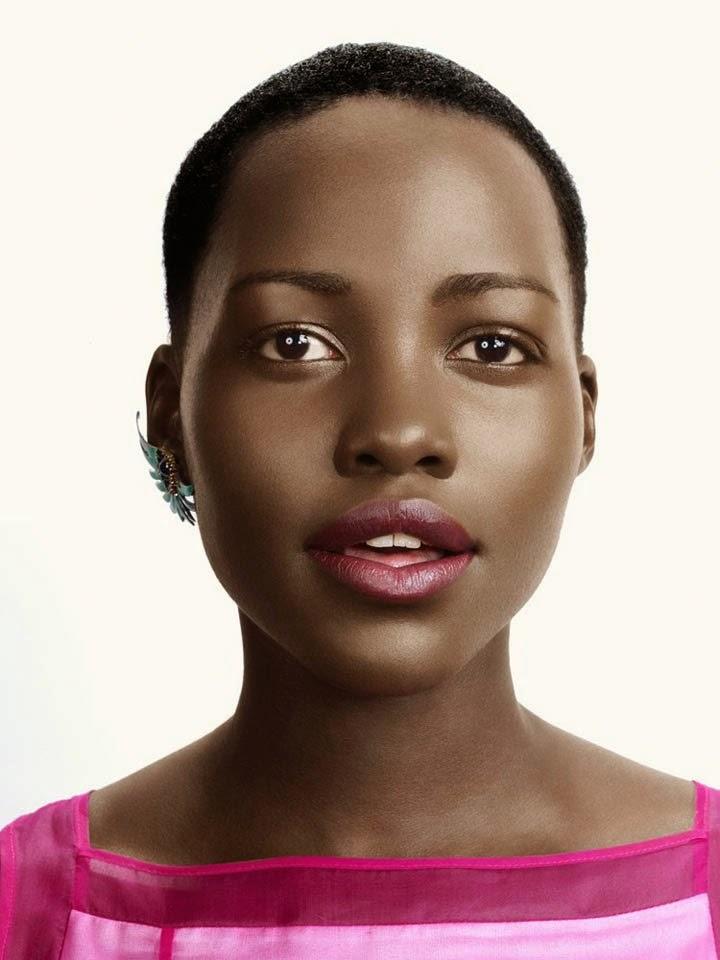 Estilo, Lupita Nyong'o