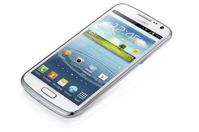Samsung Galaxy Premier 8 MP Camera