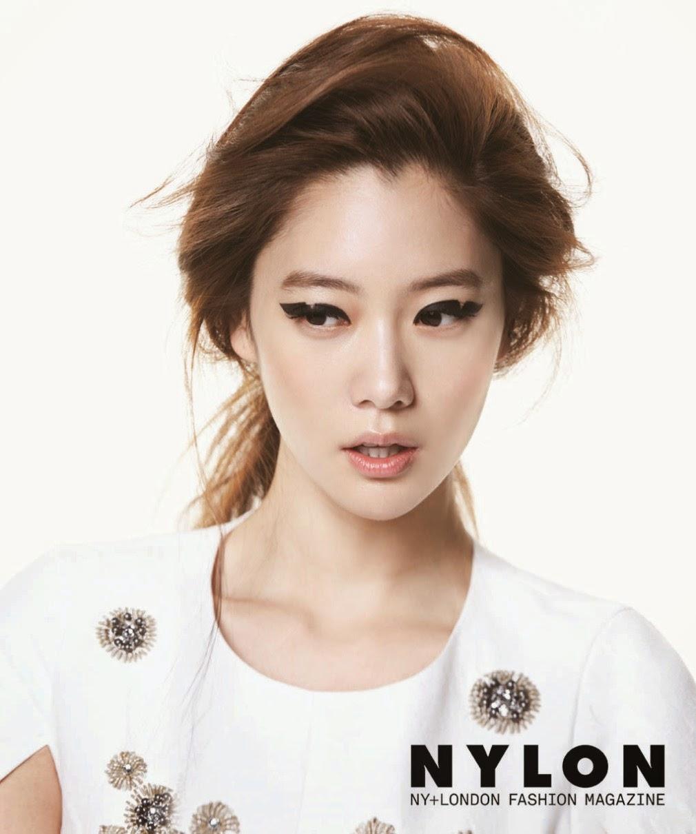 Clara Lee - Nylon Magazine April Issue 2014