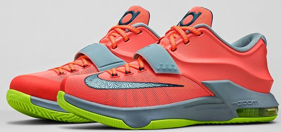 538e78967485 ajordanxi Your  1 Source For Sneaker Release Dates  Nike KD VII ...