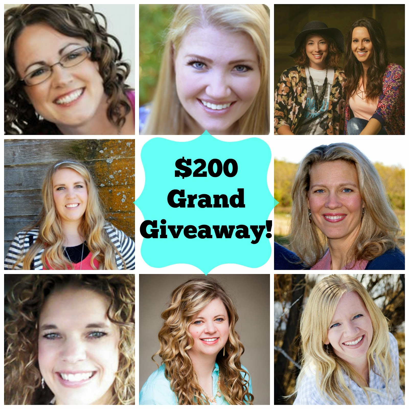 $200.00 Giveaway!!