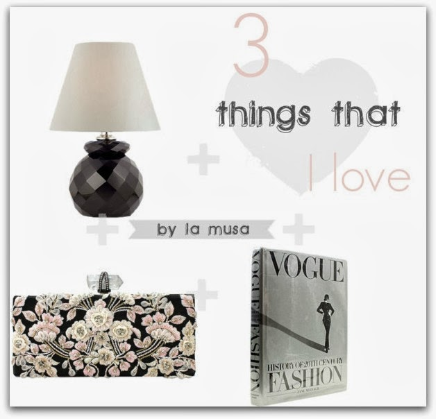 3 things I love by La Musa. Hogar,
