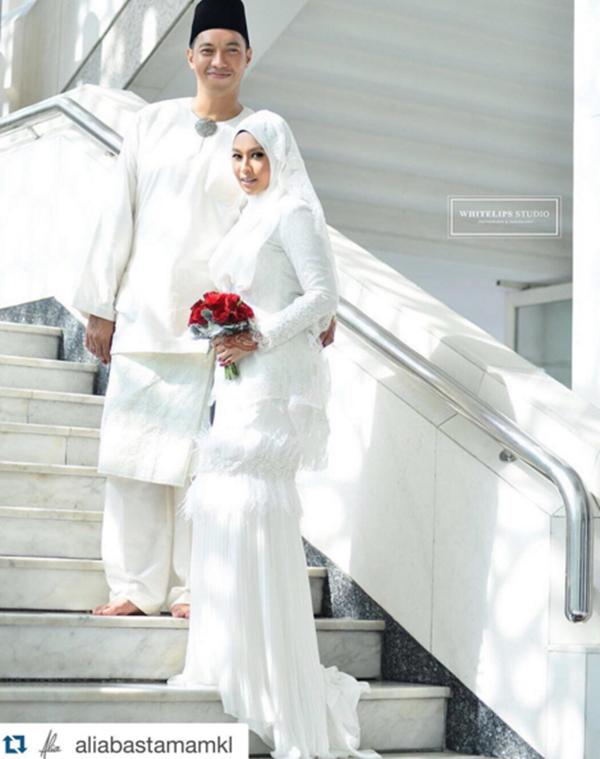 TAHNIAH! Nabila Huda Sah Bergelar Isteri Mohd Izwan