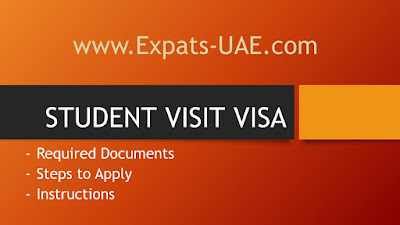 Student Visit Visa in UAE