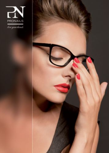 Olen ProNails kynsimuotoilija/          I'm ProNails nail stylist